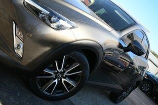 2015 Mazda CX-3 DK2W7A sTouring SKYACTIV-Drive Bronze 6 Speed Sports Automatic Wagon.
