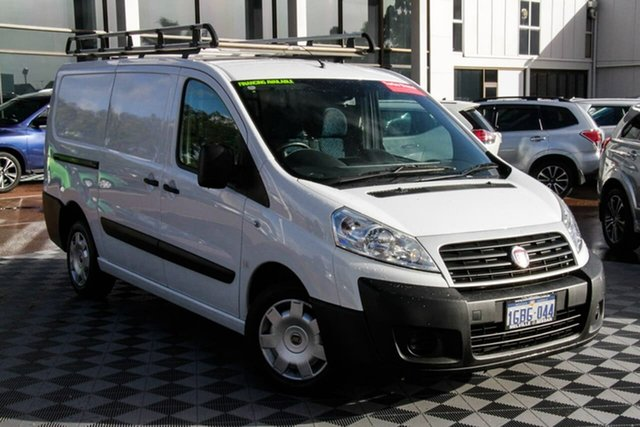 Used Fiat Scudo Low Roof LWB Attadale, 2015 Fiat Scudo Low Roof LWB White 6 Speed Manual Van