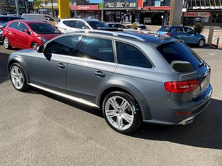 2015 Audi A4 B8 (8K) MY15 Allroad Quattro LE Monsoon Grey 7 Speed Auto Direct Shift Wagon