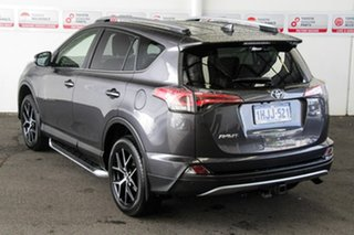 2017 Toyota RAV4 ZSA42R MY17 GXL (2WD) Graphite Continuous Variable Wagon.