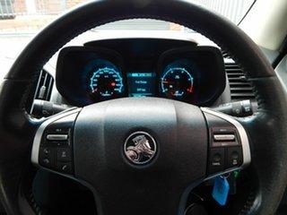 2014 Holden Colorado RG MY14 LX Crew Cab 4x2 White 6 Speed Manual Utility