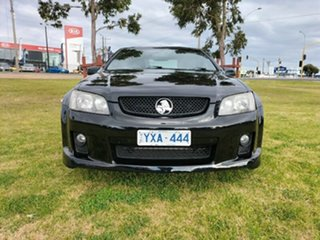 2009 Holden Commodore VE MY09.5 SS Black 6 Speed Sports Automatic Sedan.