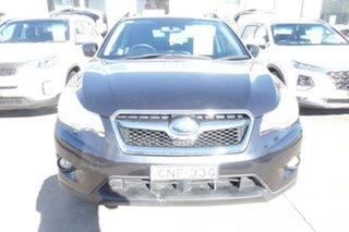 2014 Subaru XV G4X MY14 2.0i AWD Grey 6 Speed Manual Wagon.
