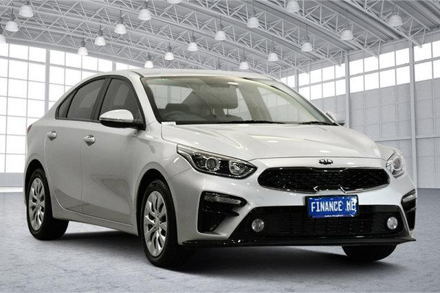 Used Kia Cerato BD MY19 S Victoria Park, 2019 Kia Cerato BD MY19 S Silver 6 Speed Sports Automatic Sedan