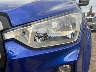 2021 Isuzu D-MAX RG MY21 SX Space Cab Cobalt Blue 6 Speed Sports Automatic Cab Chassis