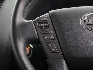 2020 Nissan Patrol Y62 Series 5 MY20 TI (4x4) Hermosa Blue 7 Speed Automatic Wagon