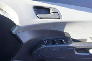 2011 Holden Barina TM Blue 5 Speed Manual Hatchback