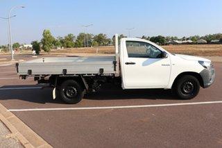 Hilux 4x2 Workmate 2.7L Petrol Manual Single Cab C/C.