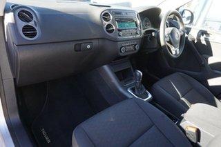 2011 Volkswagen Tiguan 5N MY12 132TSI 4MOTION Silver 6 Speed Manual Wagon