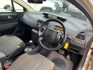 2008 Citroen C4 SX 1.6 HDi EGS Beige 6 Speed Automatic Hatchback