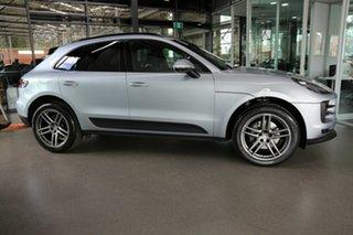 2019 Porsche Macan 95B MY20 PDK AWD Silver 7 Speed Sports Automatic Dual Clutch Wagon
