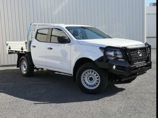 2021 Nissan Navara D23 MY21 SL Solid White 7 Speed Automatic CRCCC