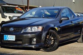 2010 Holden Ute VE MY10 SS Black 6 Speed Manual Utility.