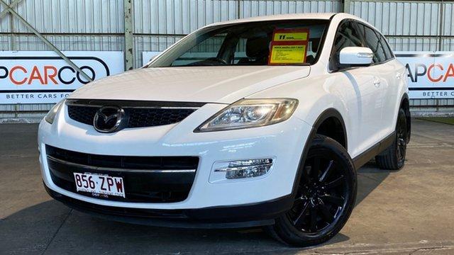 Used Mazda CX-9 TB10A1 Classic Rocklea, 2008 Mazda CX-9 TB10A1 Classic White 6 Speed Sports Automatic Wagon