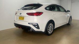2019 Kia Cerato BD MY20 S White 6 Speed Automatic Hatchback.