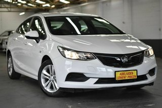 2017 Holden Astra BL MY17 LS White 6 Speed Sports Automatic Sedan.
