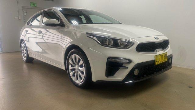 Used Kia Cerato BD MY20 S Phillip, 2019 Kia Cerato BD MY20 S White 6 Speed Automatic Hatchback
