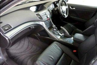 2011 Honda Accord Euro CU MY12 Luxury Black 5 Speed Automatic Sedan