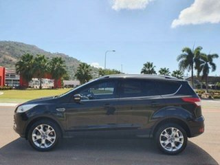 2013 Ford Kuga TF Trend AWD Panther Black 6 Speed Sports Automatic Wagon