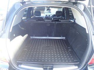 2008 Mercedes-Benz ML350 W164 08 Upgrade 4x4 Black Metallic 7 Speed Automatic G-Tronic Wagon