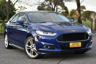 2017 Ford Mondeo MD 2017.00MY Titanium Blue 6 Speed Sports Automatic Dual Clutch Hatchback.