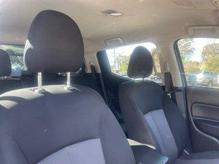 2018 Mitsubishi Triton GLX+ White Manual Dual Cab Utility
