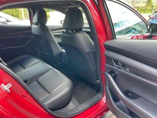 2021 Mazda 3 BP2HL6 G25 SKYACTIV-MT GT Red 6 Speed Manual Hatchback