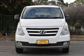 2016 Hyundai iMAX TQ3-W Series II MY17 White 5 Speed Automatic Wagon