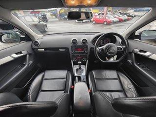 2011 Audi A3 8P MY11 TFSI Sportback S Tronic Quattro Ambition Grey 6 Speed.