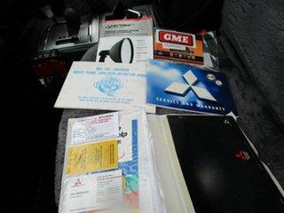 2006 Mitsubishi Pajero NS GLX LWB (4x4) Silver 5 Speed Auto Sports Mode Wagon