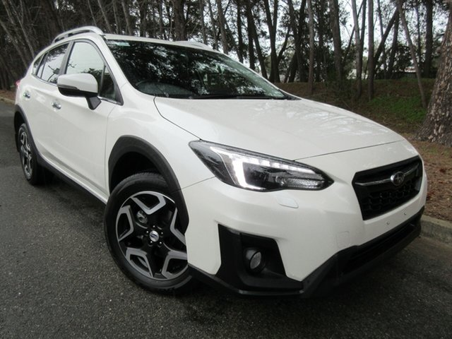 Used Subaru XV G5X MY18 2.0i-S Lineartronic AWD Reynella, 2018 Subaru XV G5X MY18 2.0i-S Lineartronic AWD White 7 Speed Constant Variable Wagon