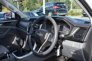 2018 LDV T60 SK8C Pro Blanc White/black Cloth Trim 6 Speed Manual Cab Chassis