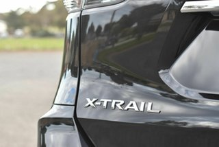 2018 Nissan X-Trail T32 Series II ST X-tronic 2WD Black 7 Speed Constant Variable Wagon