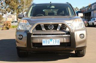 2008 Nissan X-Trail T31 TS (4x4) Grey 6 Speed Manual Wagon.