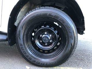 2018 Toyota Hilux GUN126R MY19 SR (4x4) Glacier White 6 Speed Manual Double Cab Pick Up