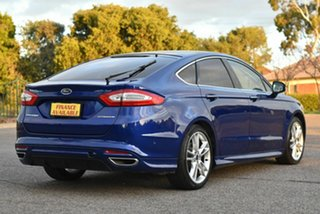 2017 Ford Mondeo MD 2017.00MY Titanium Blue 6 Speed Sports Automatic Dual Clutch Hatchback