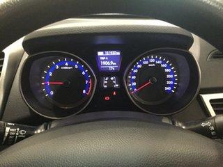 2012 Hyundai i30 GD Active Tourer White 6 Speed Manual Wagon
