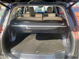 2013 Toyota RAV4 ALA49R GXL (4x4) Black 6 Speed Automatic Wagon