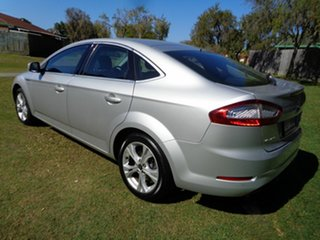 2010 Ford Mondeo MB MY11 Titanium Silver 6 Speed Sports Automatic Hatchback