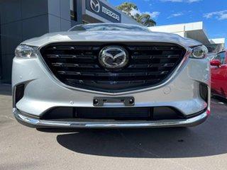 2021 Mazda CX-9 TC GT SP SKYACTIV-Drive Silver 6 Speed Sports Automatic Wagon