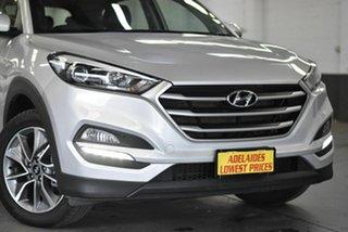 2017 Hyundai Tucson TL MY18 Active X 2WD Silver 6 Speed Sports Automatic Wagon.