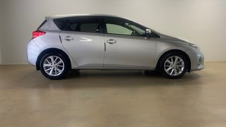 2012 Toyota Corolla ZRE182R Ascent Sport Silver 7 Speed CVT Auto Sequential Hatchback.