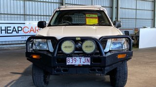 2003 Holden Rodeo RA LT Space Cab White 5 Speed Manual Utility