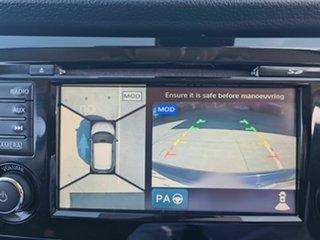 2016 Nissan Qashqai J11 TI Blue 6 Speed Manual Wagon