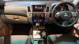 2010 Mitsubishi Challenger PB (KH) MY10 LS Blue 5 Speed Sports Automatic Wagon