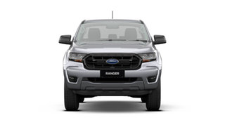 2021 Ford Ranger PX MkIII Sport Aluminium Silver 6 Speed Manual Double Cab Pick Up
