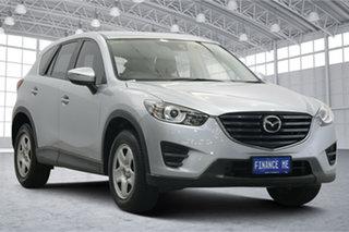 2017 Mazda CX-5 KE1032 Maxx SKYACTIV-Drive i-ACTIV AWD Silver 6 Speed Sports Automatic Wagon.