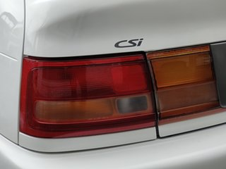 1998 Toyota Corolla AE101R CSi Seca White 4 Speed Automatic Liftback