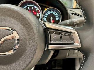 2021 Mazda MX-5 ND GT SKYACTIV-MT RS Black 6 Speed Manual Roadster