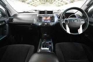 2017 Toyota Landcruiser Prado GDJ150R GX White 6 Speed Sports Automatic Wagon
